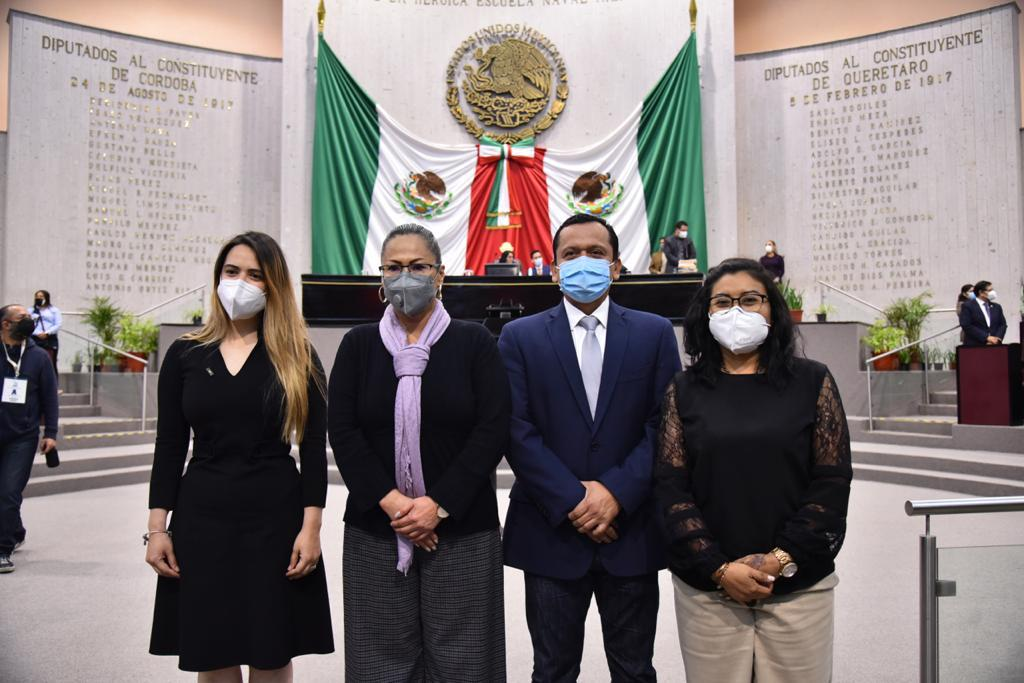 Congreso de Veracruz designó a Namiko Matzumoto para un segundo periodo en la CEDH
