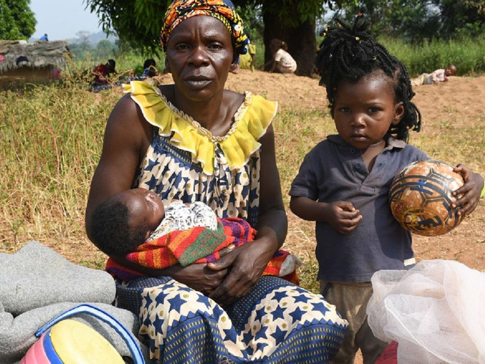 ACNUR pide detener la violencia en República Centroafricana, se dispara número de refugiados