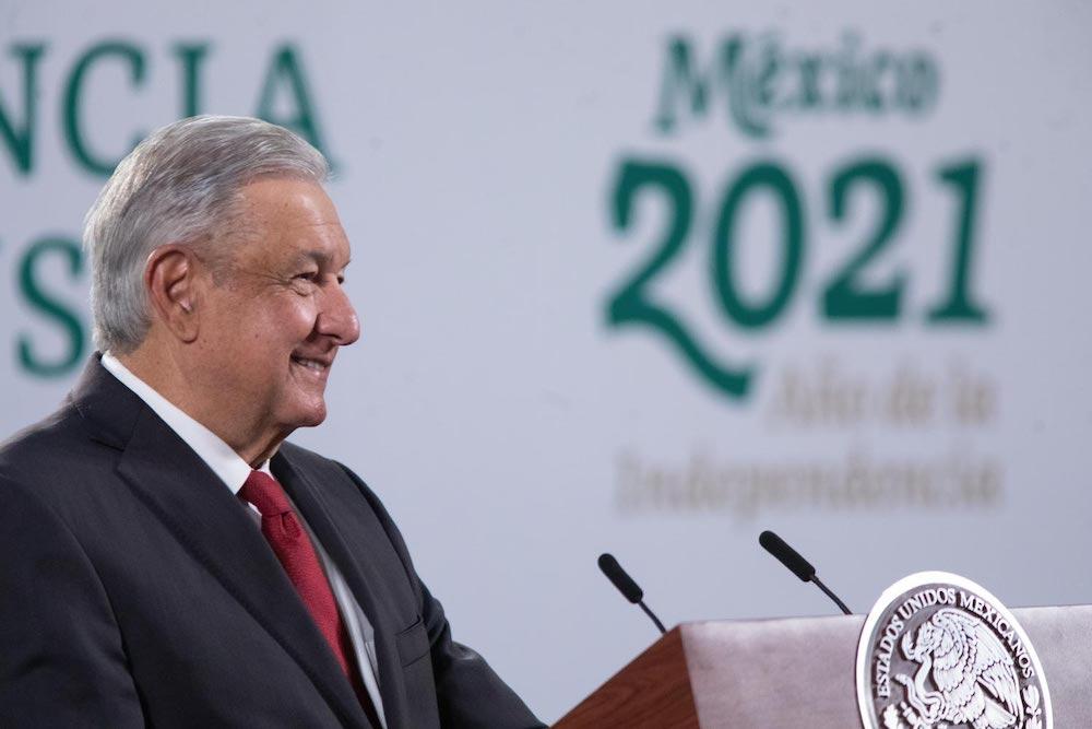 En 2021 se debe fortalecer la austeridad republicana, afirma presidente