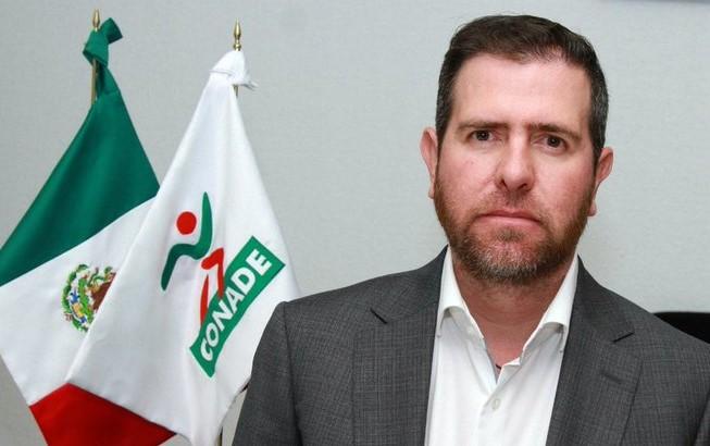 Ex titular de la Conade, Alfredo Castillo, fue inhabilitado por 10 años