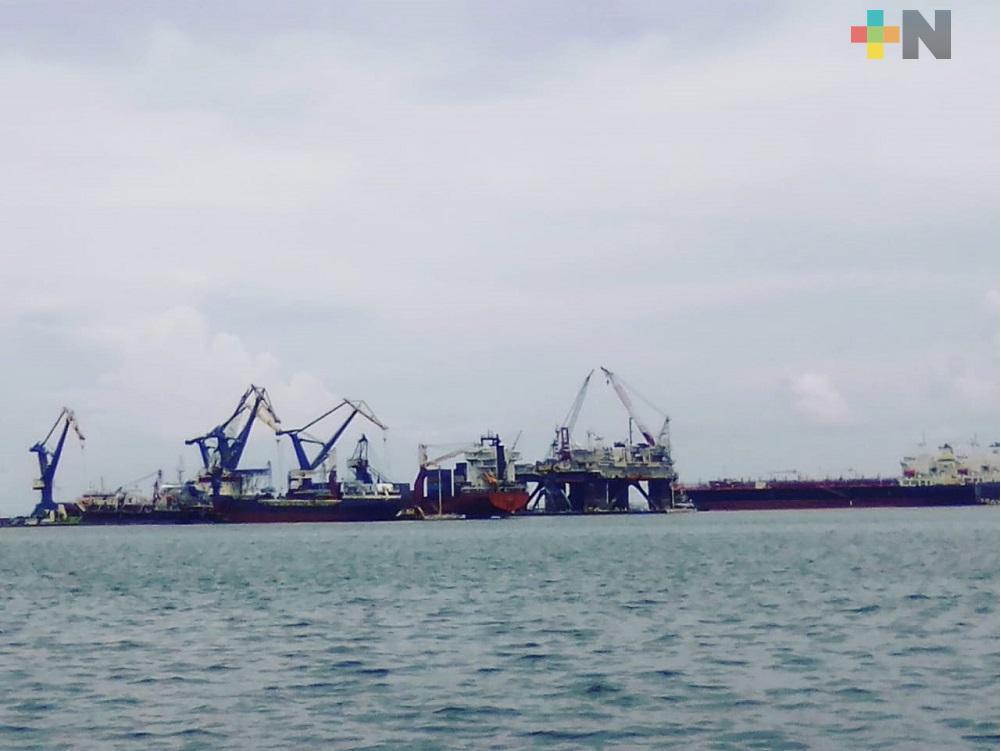 Ante llegada de evento de Norte a Veracruz, API aplica cierre de embarcaciones