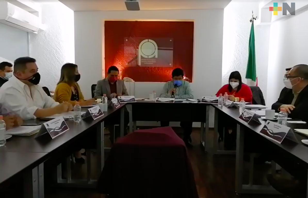 Comisión Estatal para la Atención y Protección a Periodistas celebra primera sesión extraordinaria