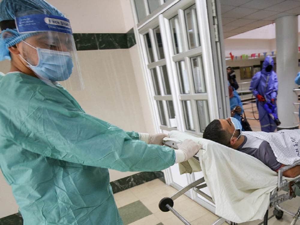 México alcanzó 1,641,428 casos de coronavirus