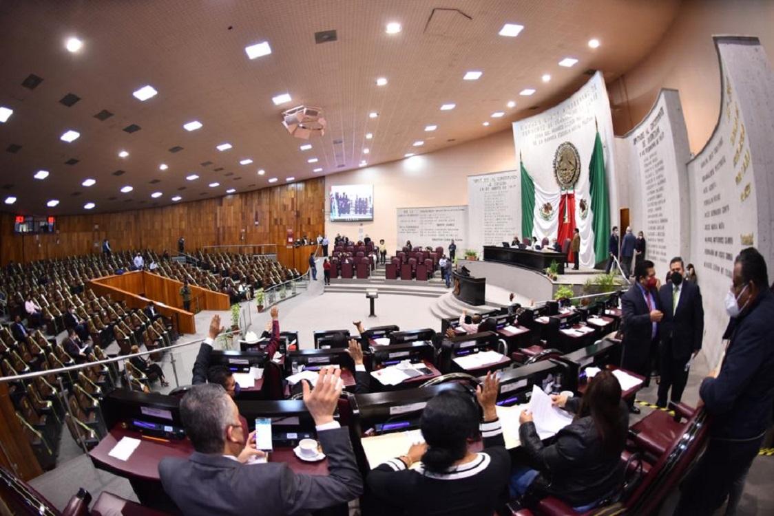 Congreso del Estado da entrada a iniciativa de Ley de Prevención Social de la Violencia y la Delincuencia con Participación Ciudadana