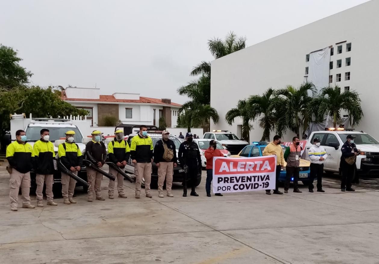 Fue publicado el decreto «Quédate en casa» del 12 al 15 de febrero, para el estado de Veracruz
