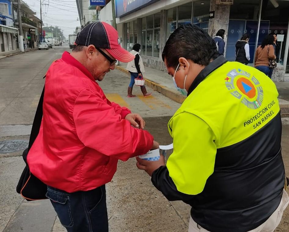 Ante aumento de casos de coronavirus, es obligatorio uso de cubrebocas en Martínez de la Torre
