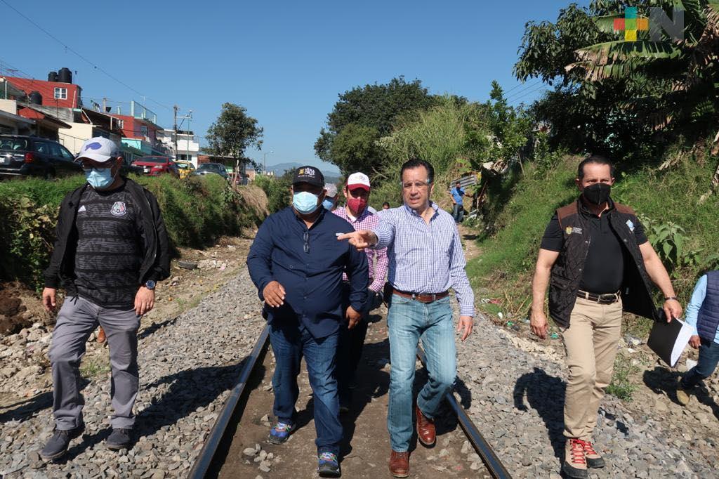 Vienen obras hidráulicas para evitar inundaciones en Xalapa: CGJ