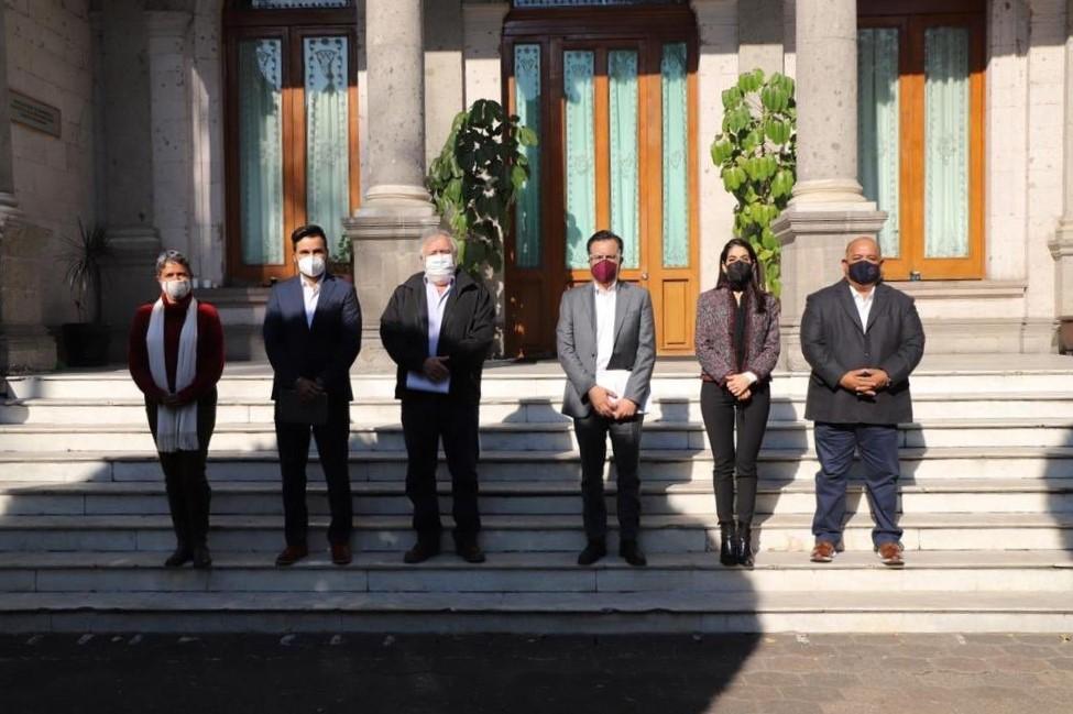 Reitera Gobierno de Veracruz procurar justicia y defender derechos humanos de las familias