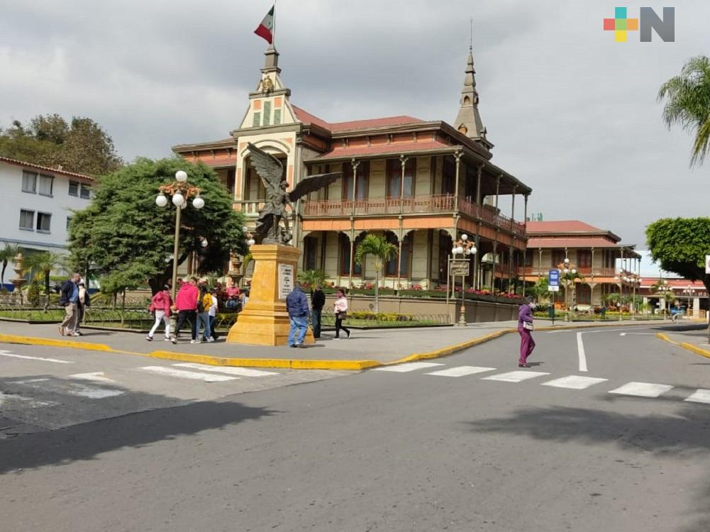 Cumple Orizaba con decreto estatal para reducir movilidad ciudadana