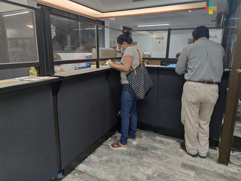 En Coatzacoalcos, 23% de población ha pagado su impuesto predial