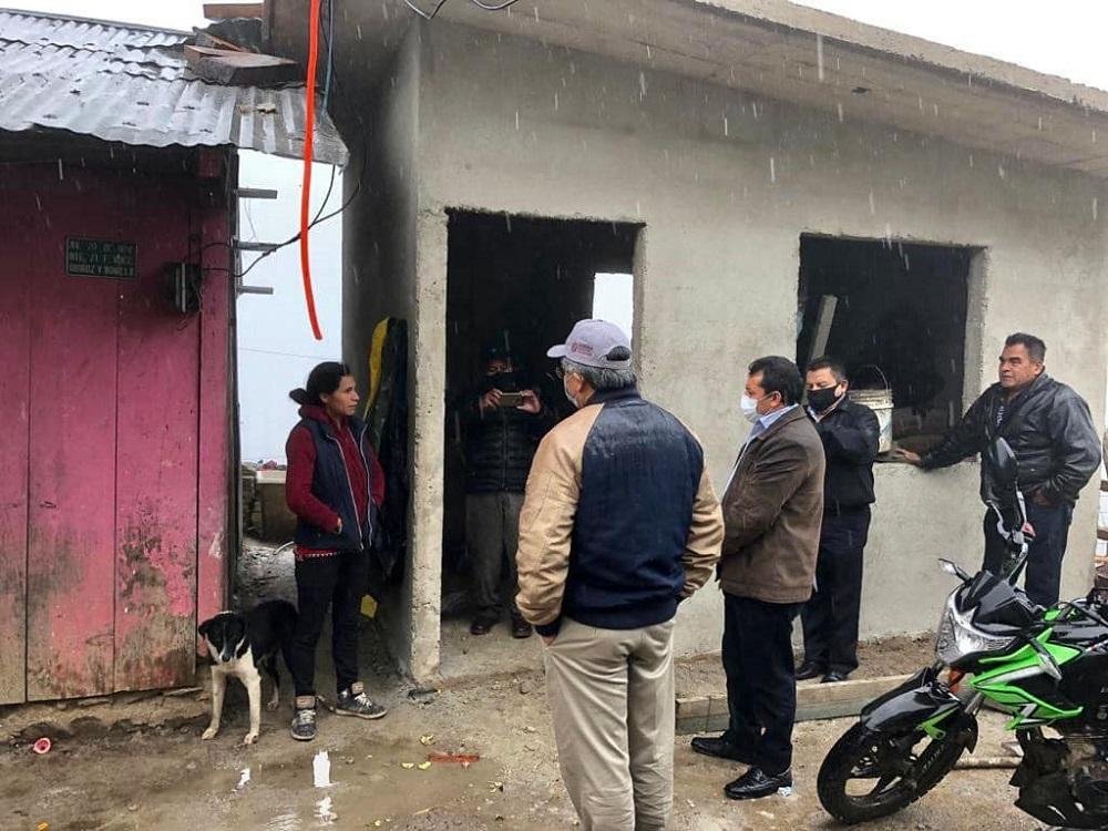 Sedesol Veracruz entregó obras en diversas localidades del municipio de Villa Aldama