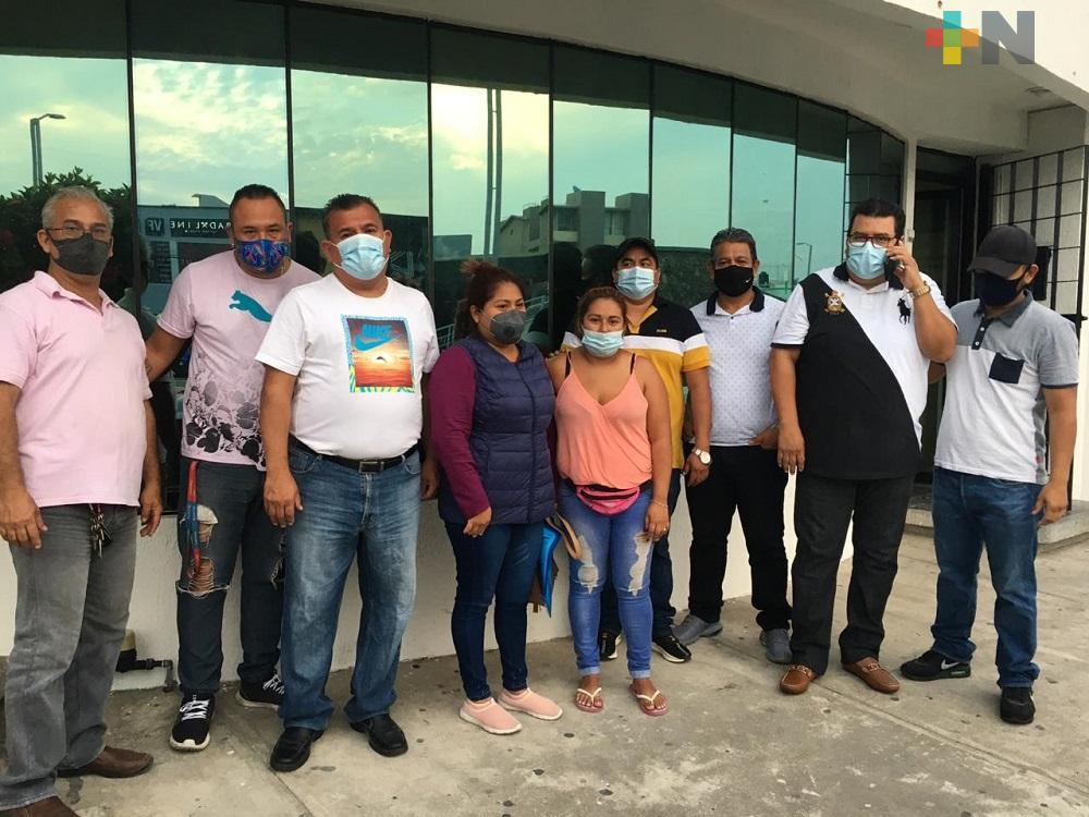 Familiares y amigos piden justicia para taxista asaltado de forma violenta