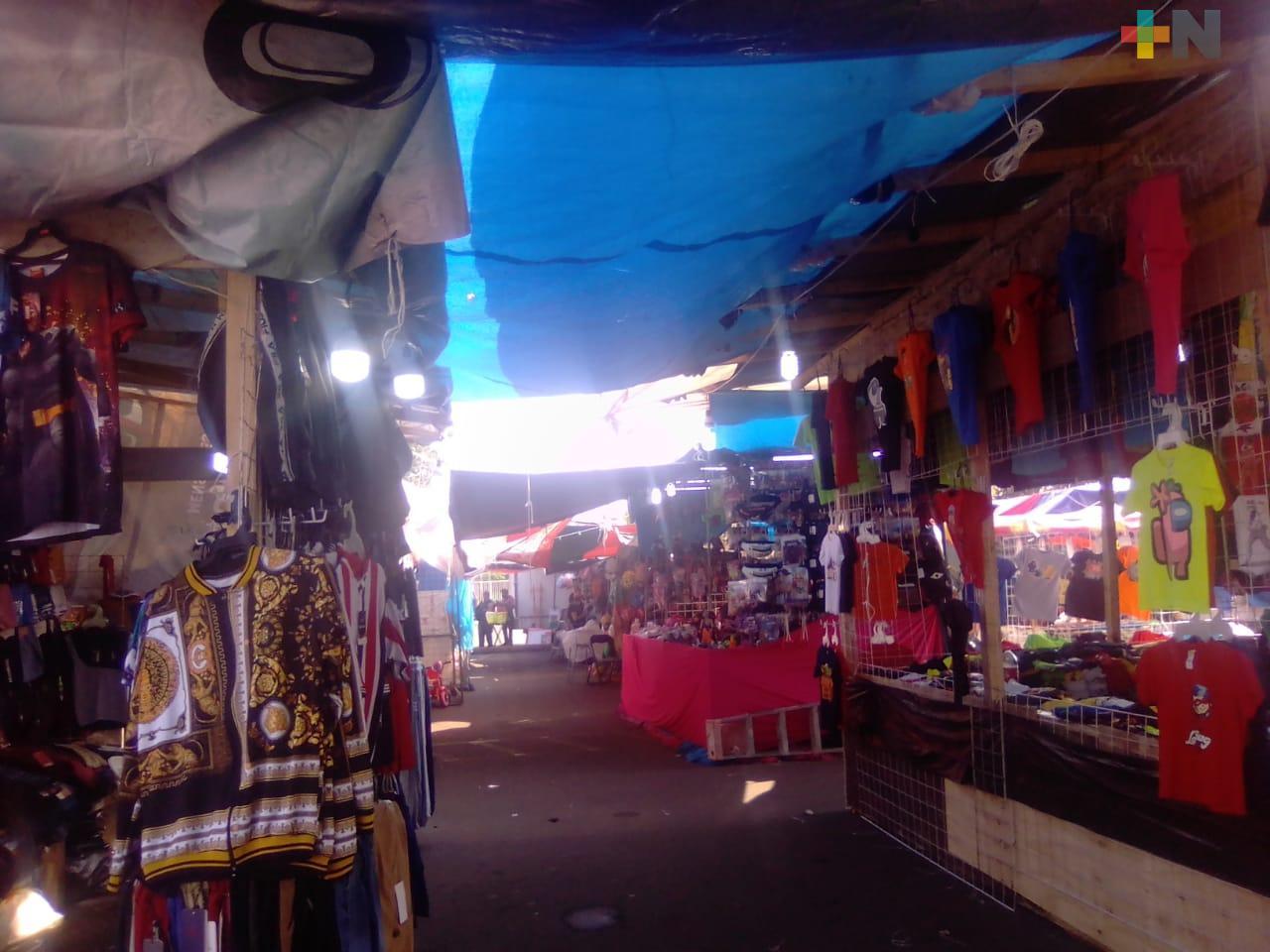 Hasta el 7 de enero permanecerá la Feria del Juguete en el puerto de Veracruz