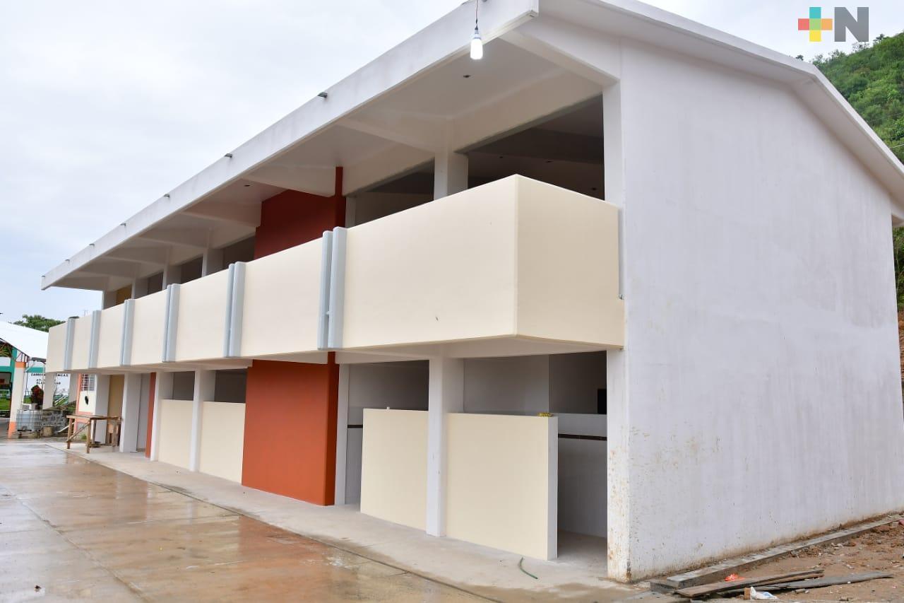 Entrega SEV obras por más de 16 mdp a escuelas de Filomeno Mata, Mecatlán, Coyutla y El Espinal