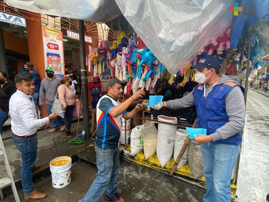 PC mantiene acciones preventivas de contagios de COVID en Córdoba