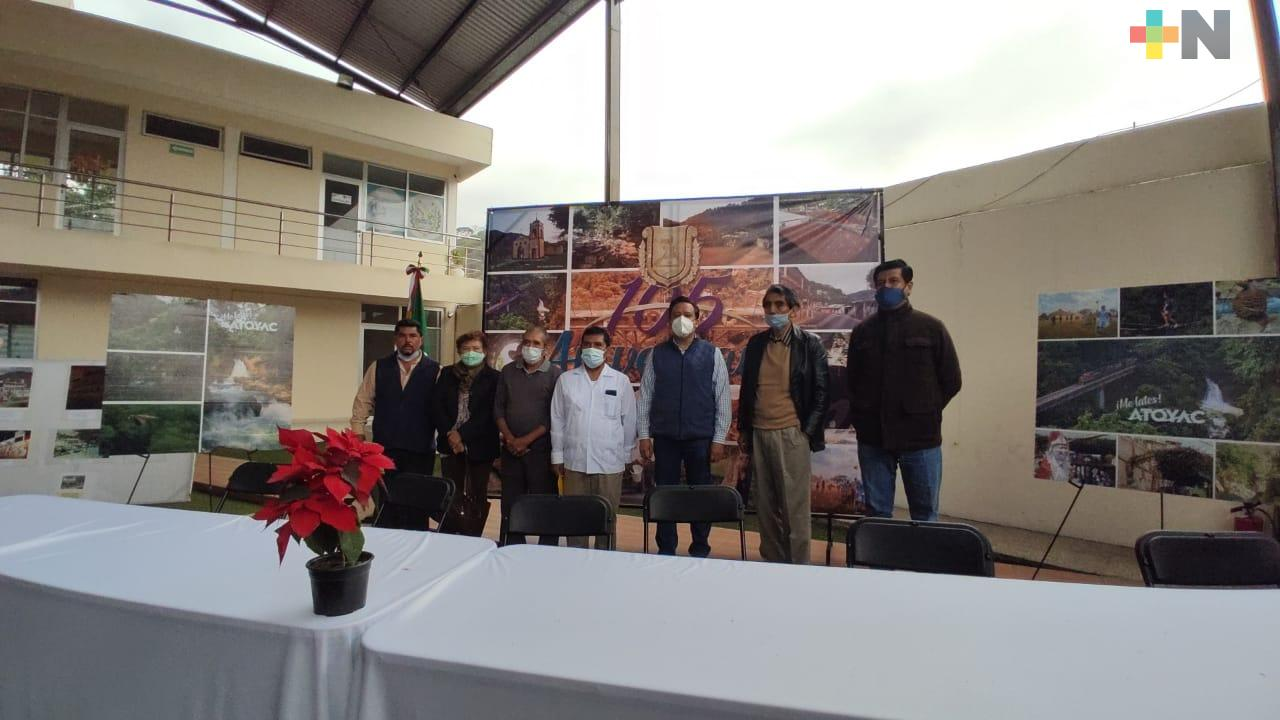 Conmemoran 105 aniversario de la fundación de Atoyac