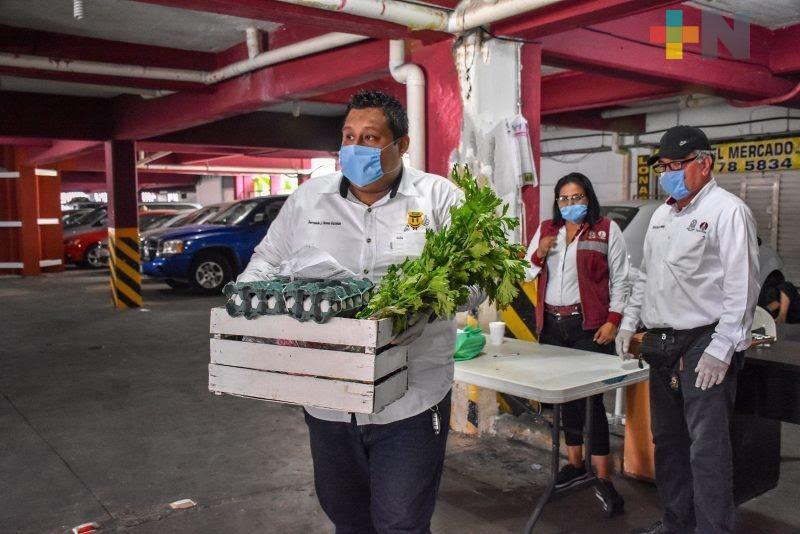 """Continúa el programa """"Del Mercado a tu Hogar»"""