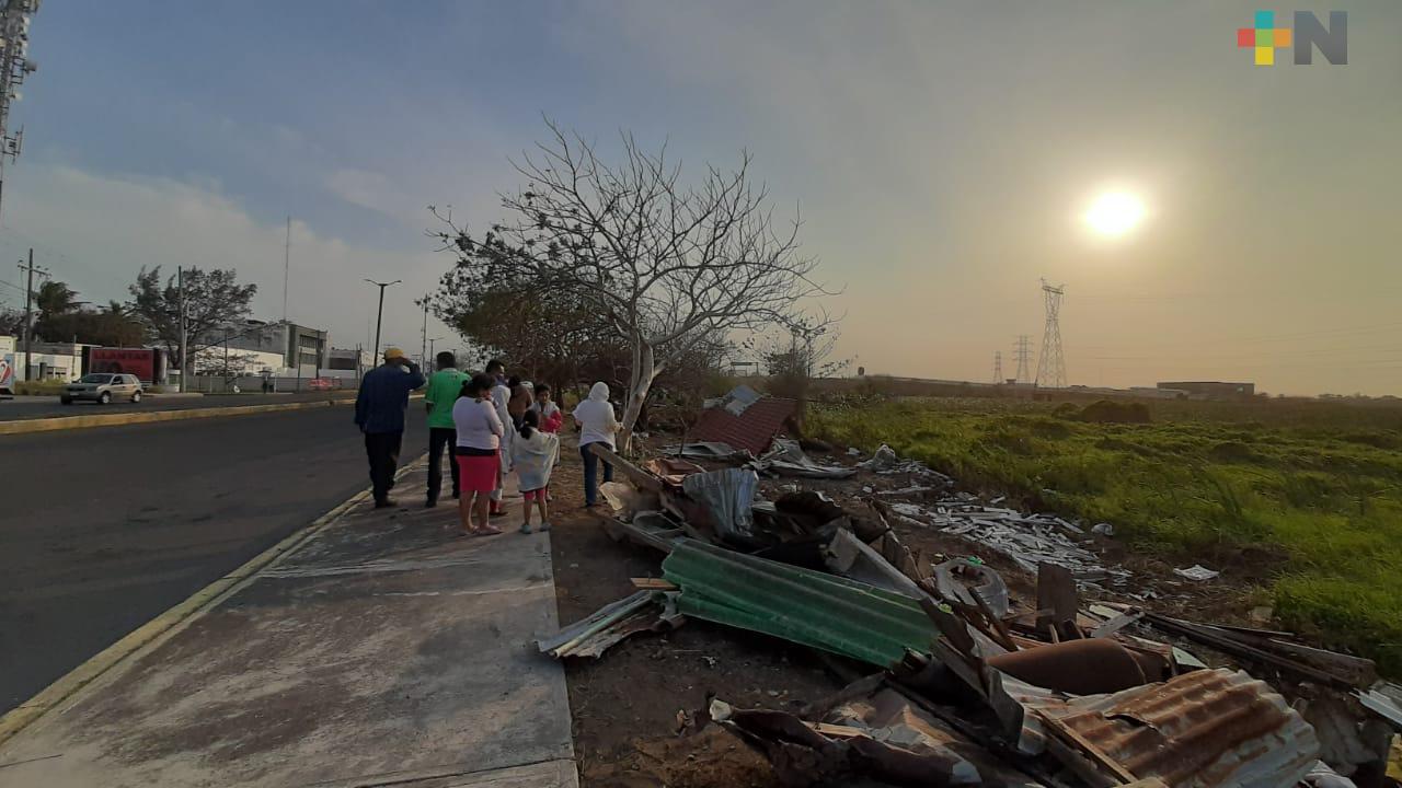 Atienden denuncia por invasión de ANP Laguna Olmeca