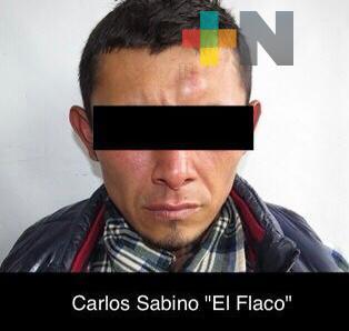 En Córdoba, captura SSP a 2 personas por presunto delito de robo de vehículos y privación ilegal de la libertad