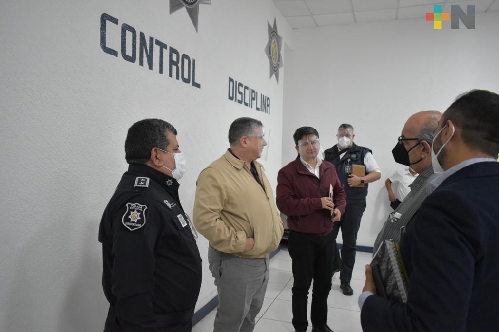 Coordinación de SSP y empresarios disminuyó a la mitad el robo a transporte de carga en Veracruz