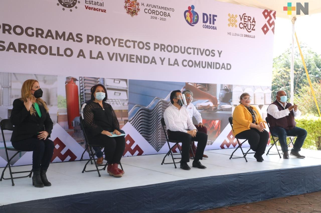 Desigualdad es parte del pasado: López Landero