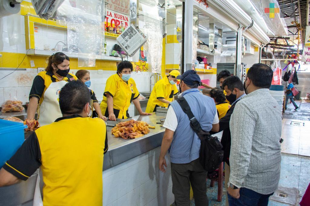 Advierten sanciones a locatarios de mercados en Córdoba que no cumplan medidas sanitarias