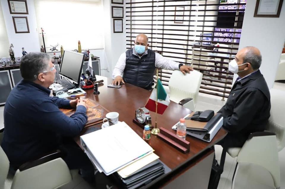Afina Gobierno de Veracruz estrategias de seguridad para construir la paz: Eric Cisneros