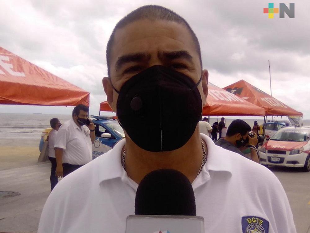 Atendiendo decreto de gobernador CGJ, municipio de Veracruz cerrará 13 accesos a zona comercial