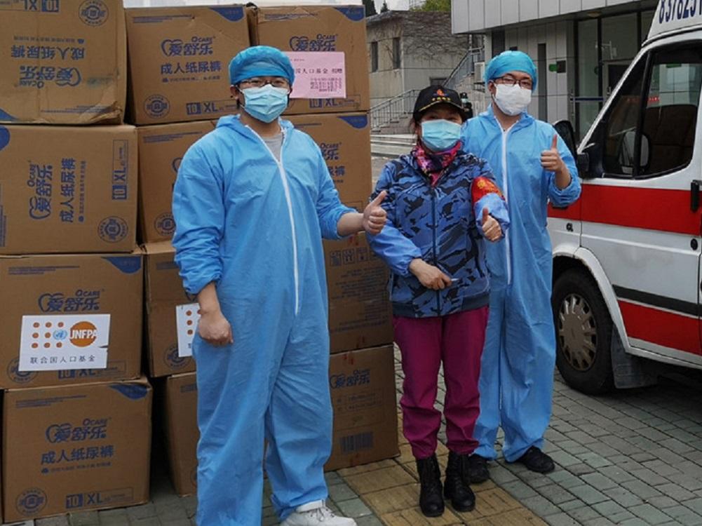 Misión de la OMS para encontrar el origen del COVID-19 llega a Wuhan, China