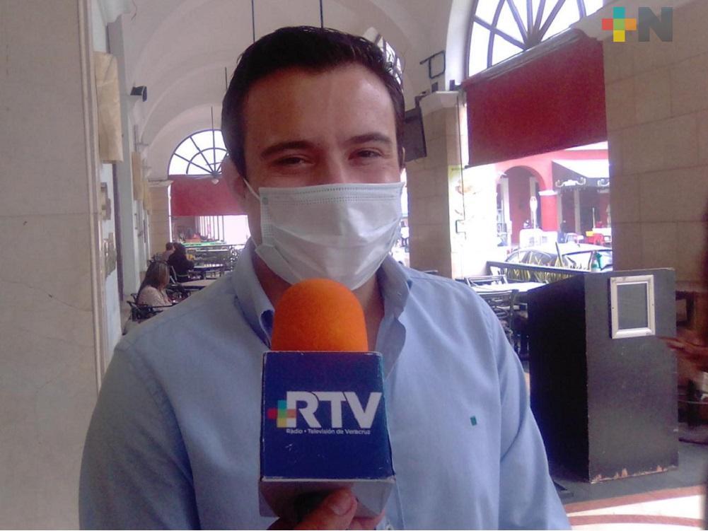 Medidas preventivas tomadas en puerto de Veracruz, necesarias para prevenir contagios de coronavirus: Lois Heredia