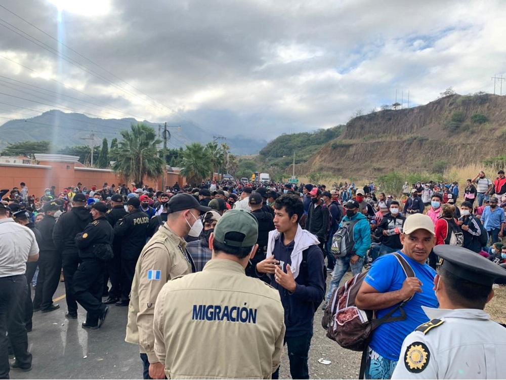 México exhorta a cumplir protocolos migratorios y sanitarios establecidos