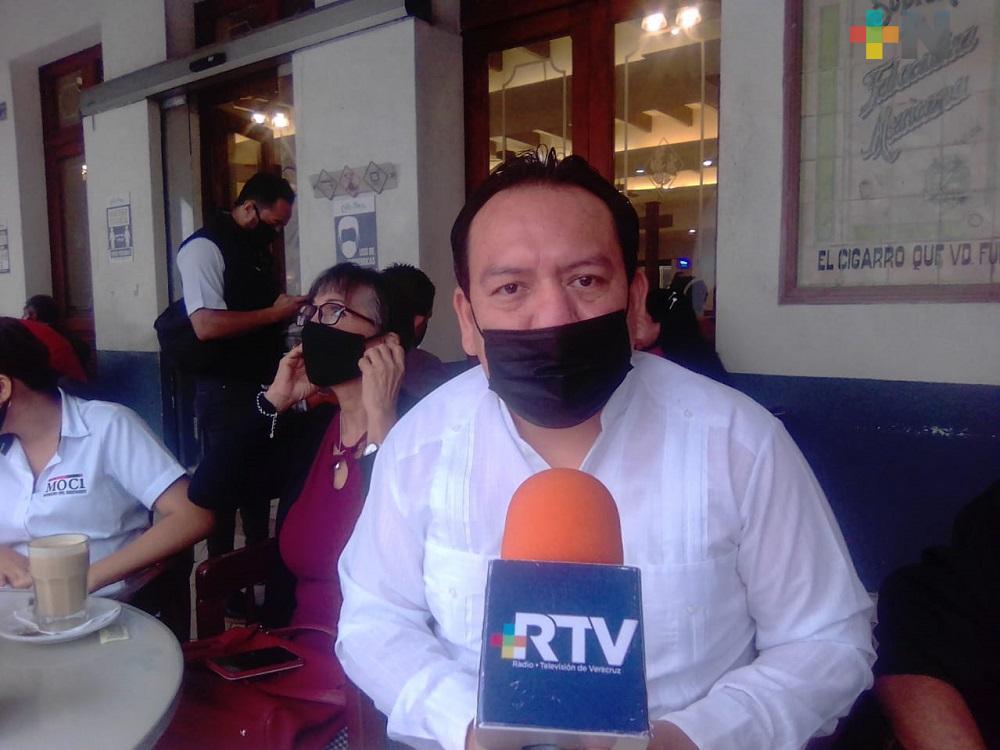 Presidente de MOCI aspira ser candidato independiente a la alcaldía del puerto de Veracruz