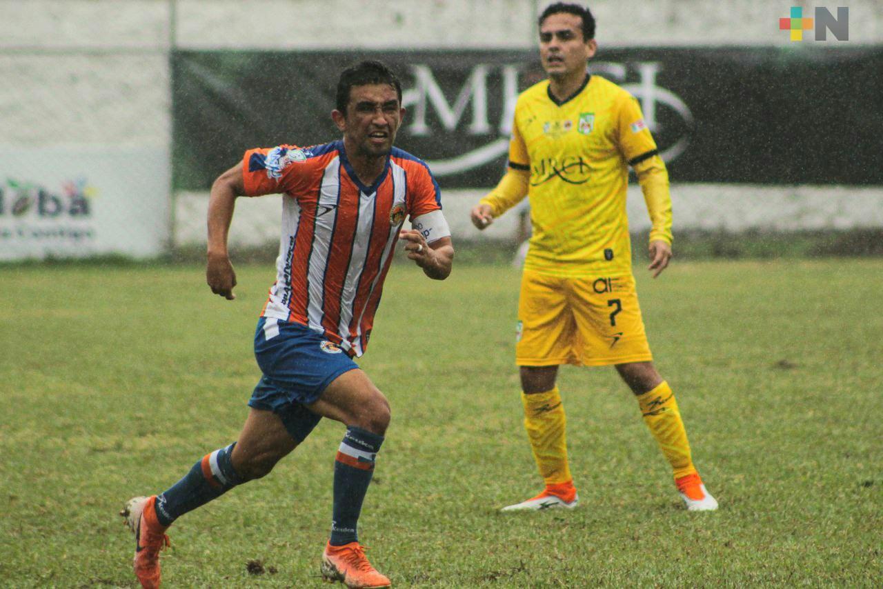 Atlético Veracruz venció a Chapulineros y toma ventaja en la Final