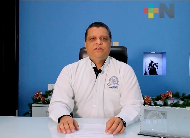 Alcalde de Cosamaloapan pide prioridad para su municipio en aplicación de vacuna contra COVID-19