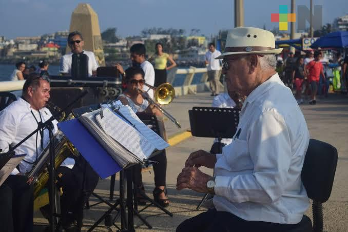 Falleció director de la Orquesta de Música Popular  de Coatzacoalcos