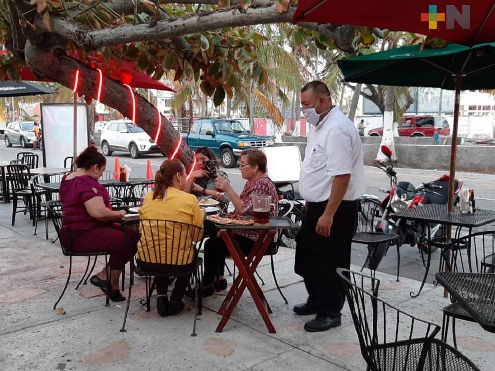 Restaurantes de Veracruz y Boca del Río aumentaron ventas del 50 % por celebración de San Valentín
