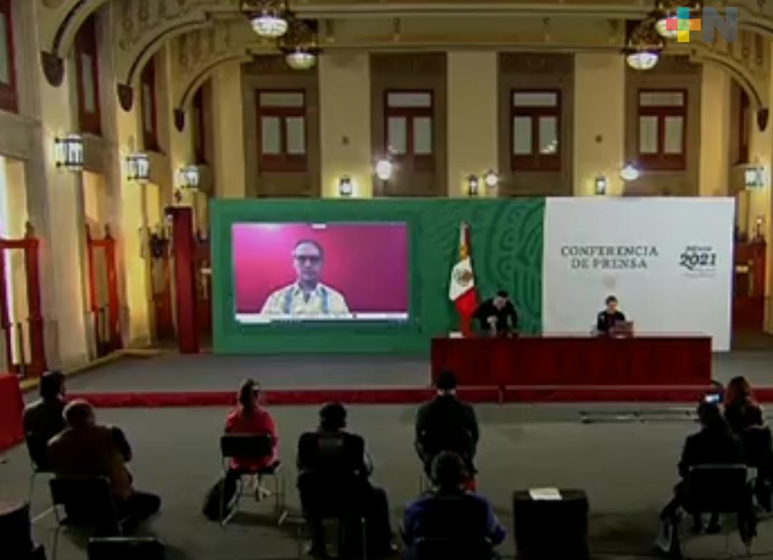 Presidente López Obrador, prácticamente asintomático: López Gatell