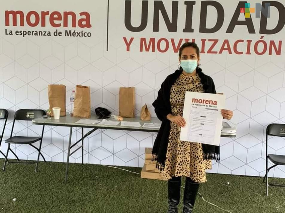 Diputada federal Tania Cruz Santos da positivo a COVID-19