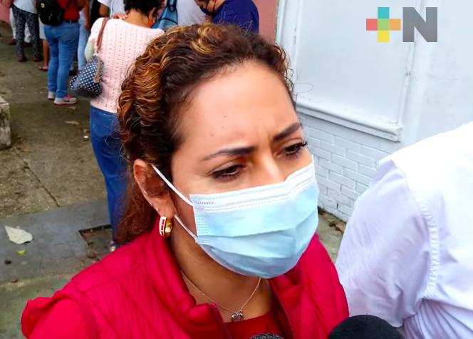 Al pagar impuesto predial se contribuye a la ejecución de obras y acciones: diputada Tania Cruz