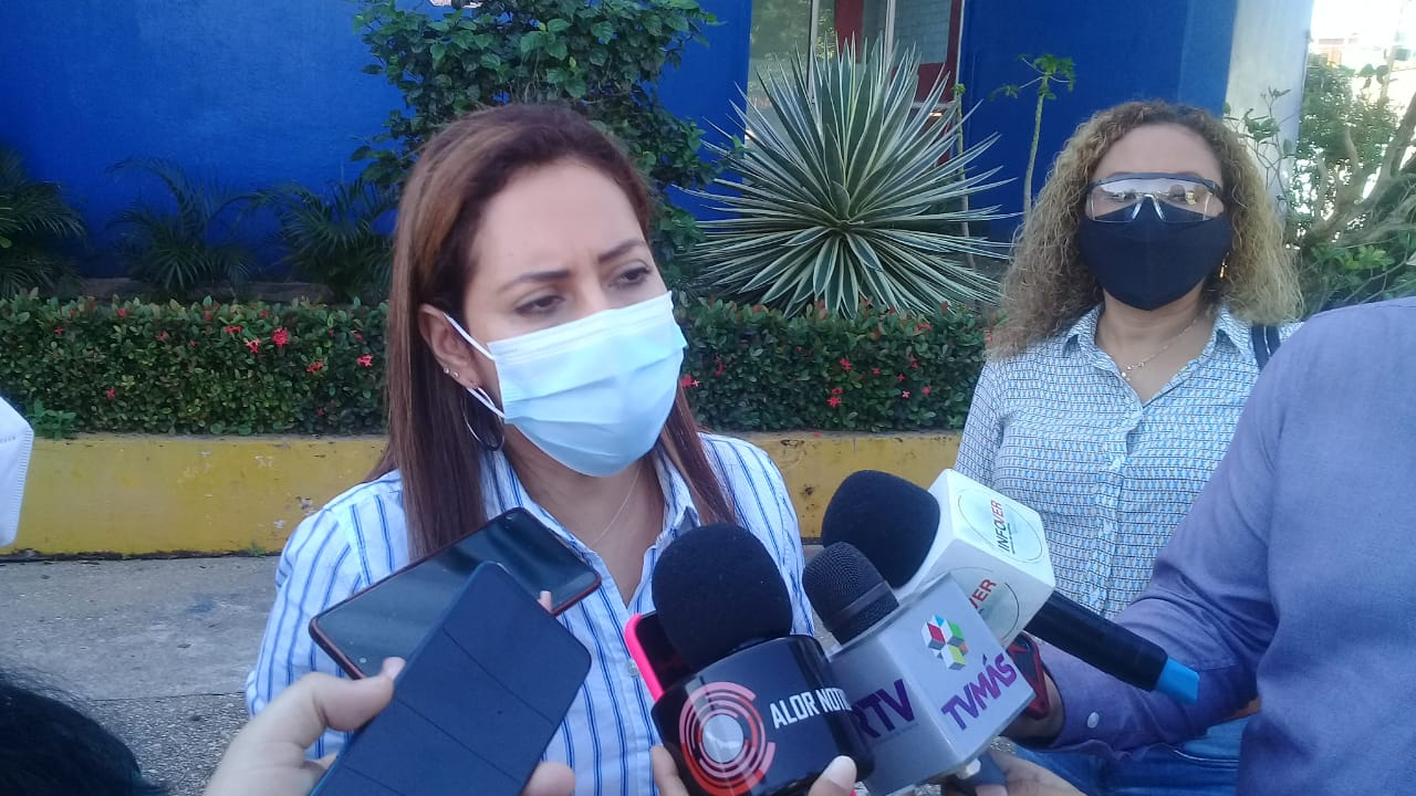 Buscarán que estudiantes de educación superior no paguen inscripciones: Tania Cruz