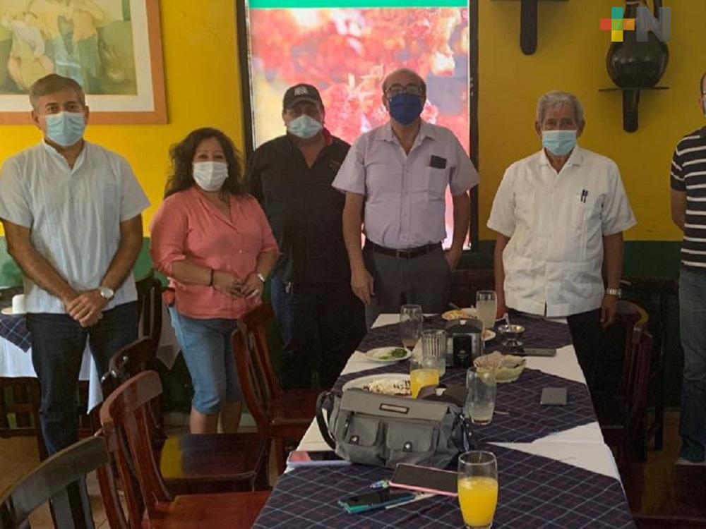 Taxistas del sur de Veracruz respaldan iniciativa de reforma a Ley de Tránsito