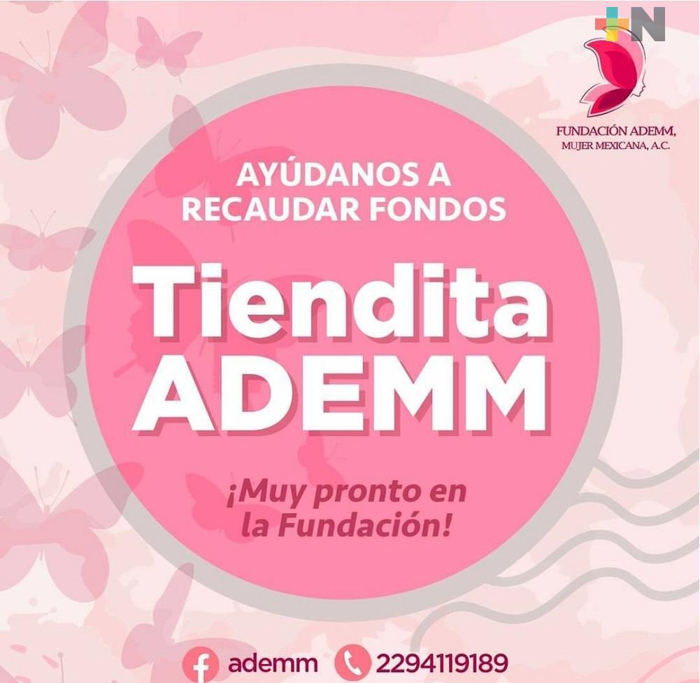 Tiendita ADEMM, espacio físico en apoyo a mujeres artesanas y emprendedoras