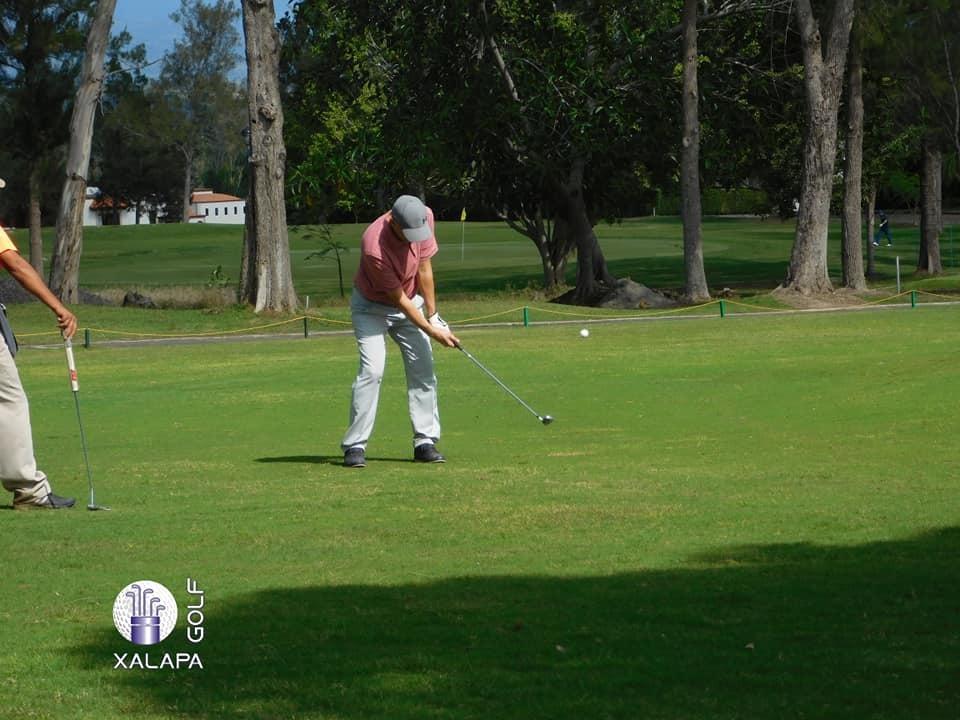 Gonzalo Estrada, nuevo presidente del club de Golf Xalapa