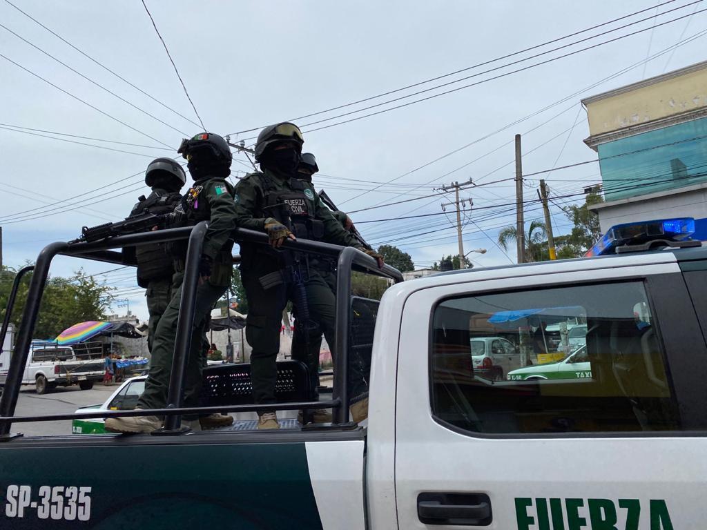Captura SSP Veracruz a célula delictiva del Cártel del Golfo, en Naranjos