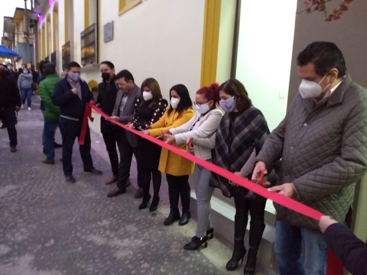 Fueron inauguradas las nuevas instalaciones del IVAI, en Xalapa