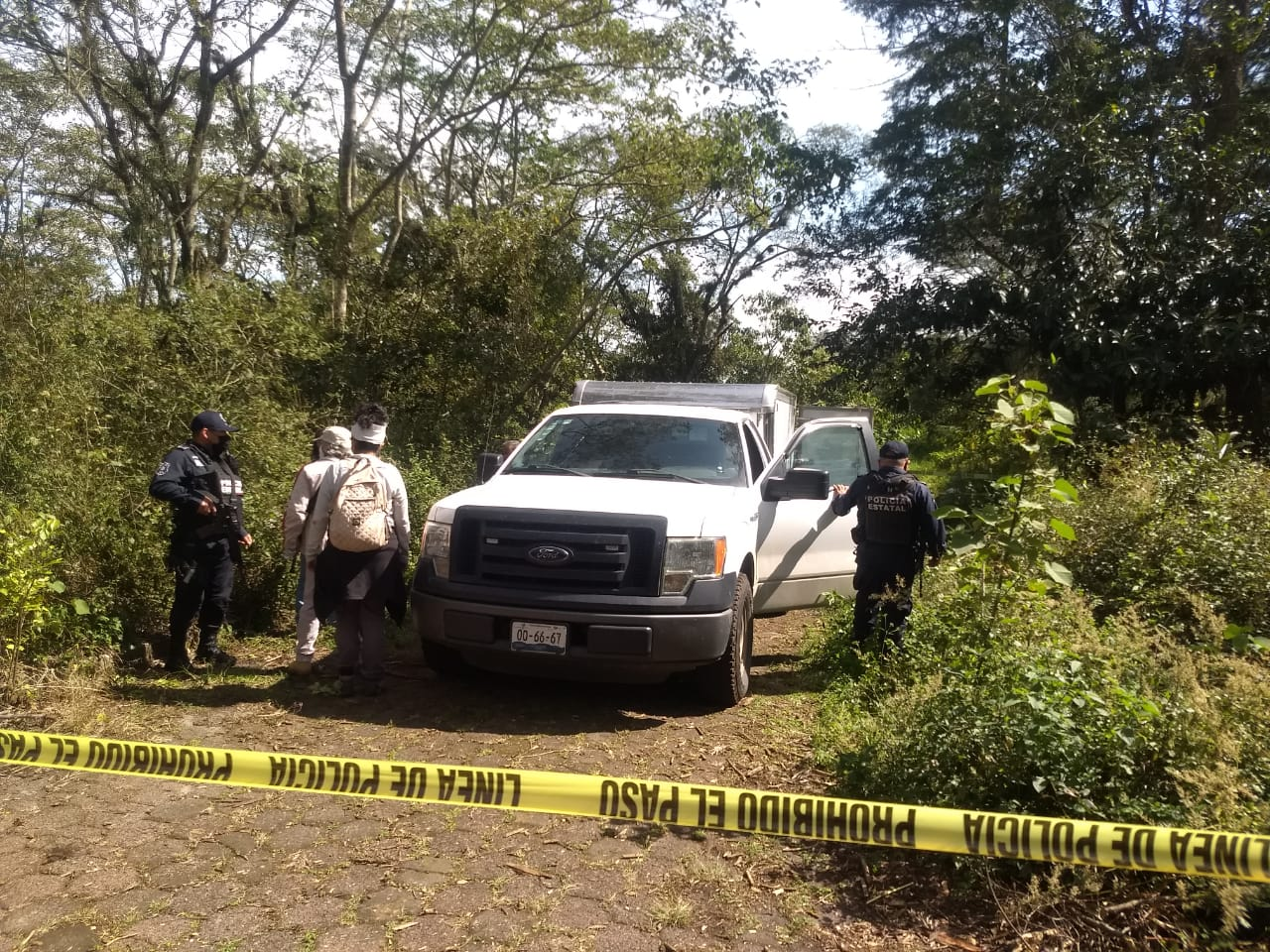 Colectivo de búsqueda encuentra restos óseos cerca del Parque Natura, en Xalapa