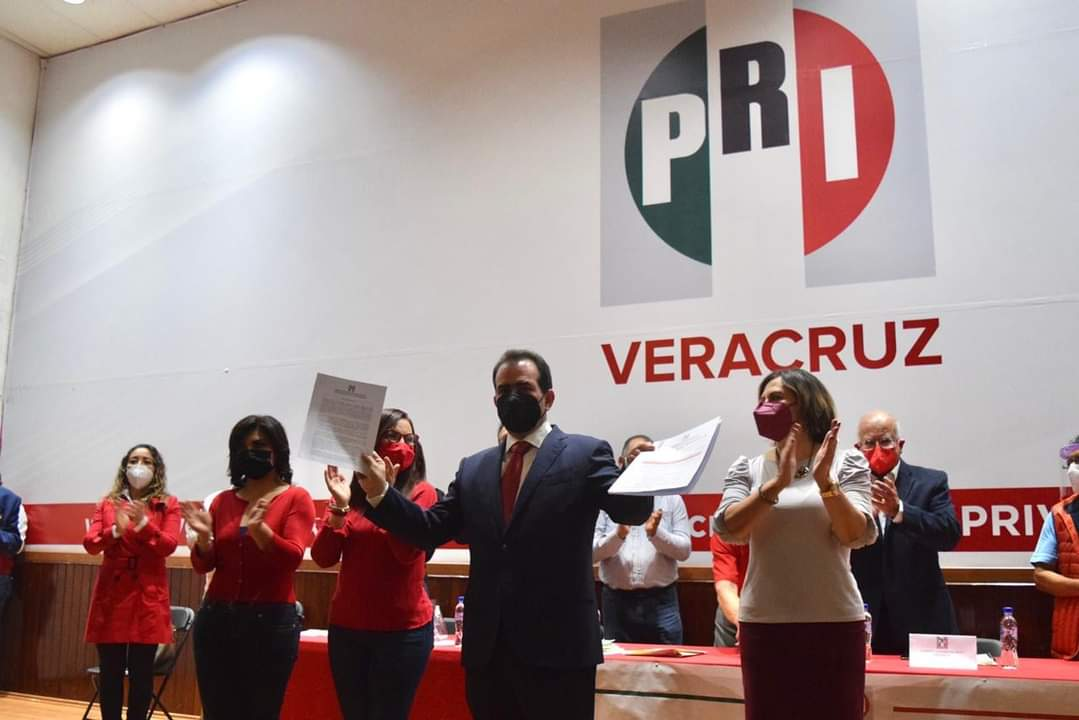 Se registraron precandidatos a diputaciones federales del PRI