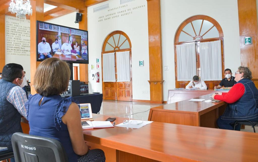 Preparan agenda de actividades para la conmemoración de los Tratados de Córdoba