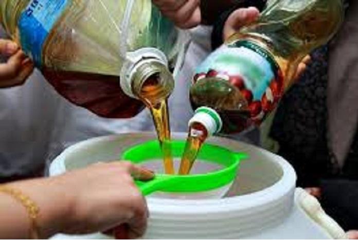 En Tuxpan, Dirección de Medio Ambiente inició programa de recolección de aceite vegetal usado