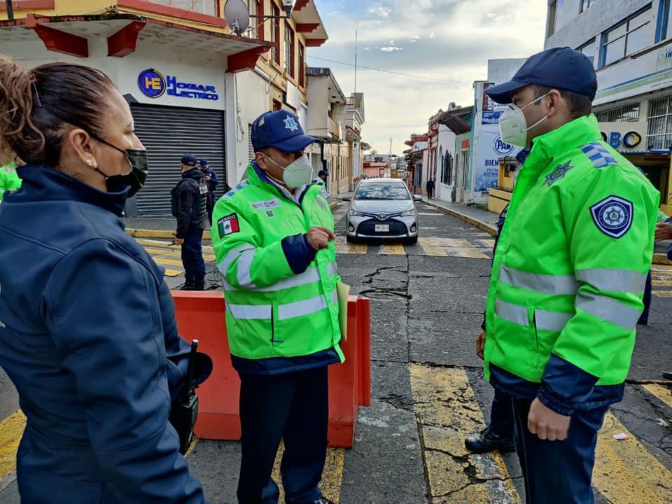 Inició operativo para limitar movilidad en 12 municipios veracruzanos
